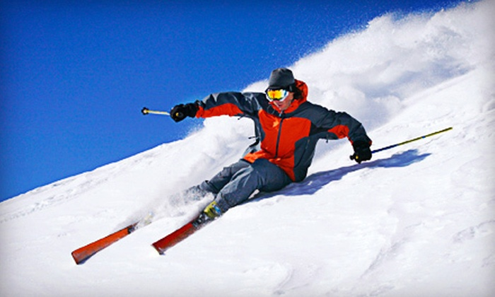 Affinity Rentals-Pan Pacific Mountainside - Whistler: $269 for 10 Days of Ski or Snowboard Rentals at Affinity Rentals–Pan Pacific Mountainside ($540 Value)