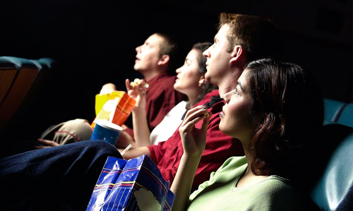 Brea Plaza 5 Cinemas - Brea: One or Two Groupons, Each Good for a Movie for Two with Two Popcorns at Brea Plaza 5 Cinemas (Up to 41% Off)
