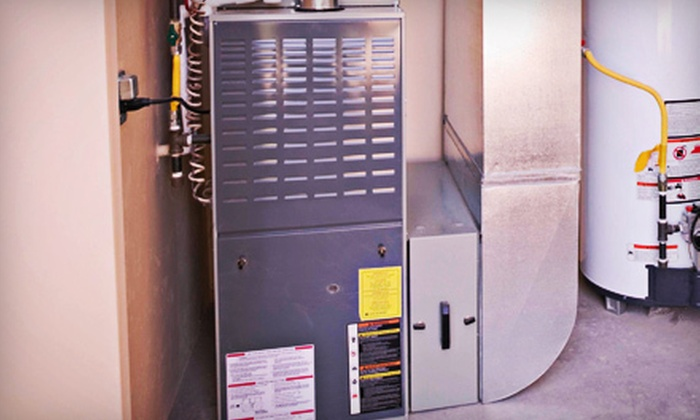 Hoffman Heating & Refrigeration, Inc. - Oak Park Heights: Furnace and Installation from Hoffman Heating & Refrigeration, Inc. (Up to 52% Off). Three Options Available.