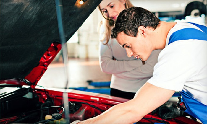 Auto Care Special national - Multiple Locations: $33 for Auto-Maintenance Package with 3 Oil Changes, 2 Tire Rotations, 2 flat-tire repairs, Inspections and Diagnostics from Auto Care Special ($189.99 Value)