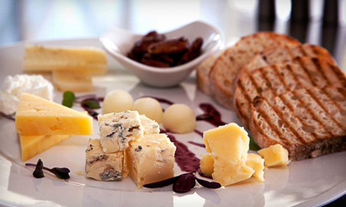 Cafe Modern - Fort Worth: Samplers of Local Cheeses Plus Tickets to the Modern Art Museum of Fort Worth for 2 or 4 at Cafe Modern (Up to 51% Off)