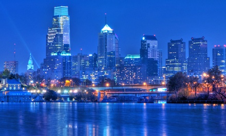 groupon daily deal - Stay at Le Méridien Philadelphia, with Dates into March