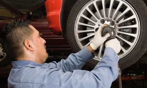 Bill Tyson Auto Repair: One or Two Wheel Alignments at Bill Tyson Auto Repair (Up to 55% Off)