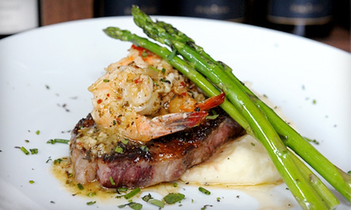 20Nine Restaurant and Wine Bar - Uptown Broadway: $17 for $35 Worth of Wine-Country Dinner Cuisine for Two at 20Nine Restaurant and Wine Bar