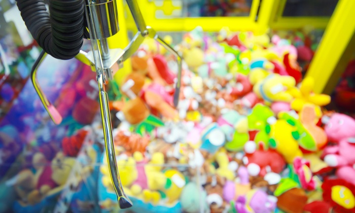 Bev & Wally's Family Fun Center - Monmouth County: Tokens and Points at Bev & Wally's Family Fun Center and The Game Room (Up to 61% Off). 3 Options Available.