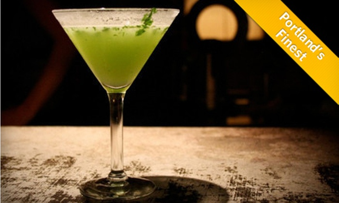 Mint/820 - Eliot: $15 for $30 Worth of Pan-American Bistro Food and Drink at Mint/820