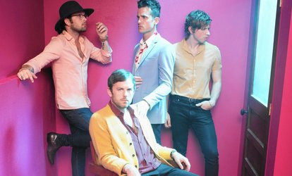 image for Kings of Leon on Friday, June 22, at 7 p.m.