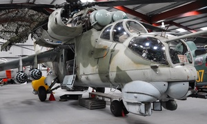The Helicopter Museum: Family Entry to The Helicopter Museum with a Pot of Tea (60% Off)