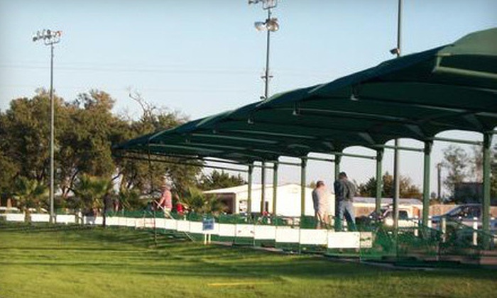 Cedar Park Driving Range - Hur Industrial Park: 3, 5, or 10 Driving-Range Visits with Range Balls at Cedar Park Driving Range (Up to 56% Off)