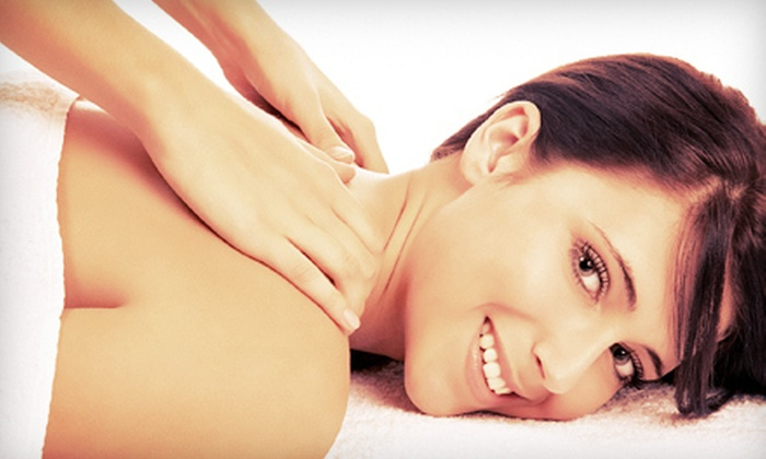 Paradise Aesthetics and Massage  - Renfrew: 60- or 90-Minute Swedish or Relaxation Massage at Paradise Aesthetics and Massage (Up to 51% Off)