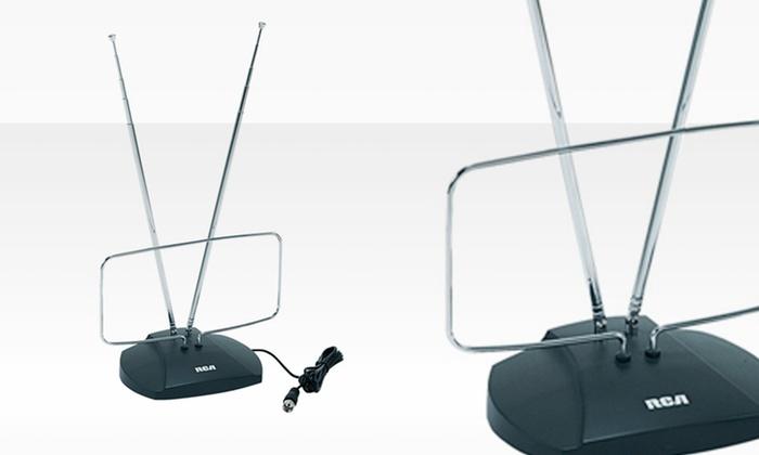 RCA HDTV Antenna: RCA HDTV Antenna. Free Returns.