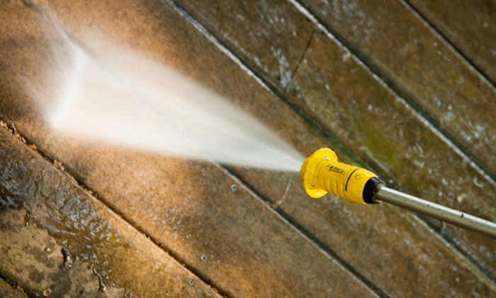 Pristine Services - Washington DC: $135 for $300 Worth of Home Pressure Washing — Pristine Services
