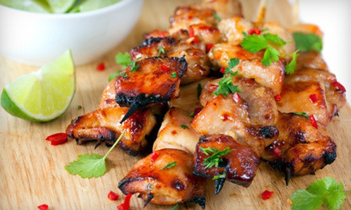 Curry Queen - Niagara Falls: $19 for $40 Worth of Indian and Pakistani Cuisine at Curry Queen