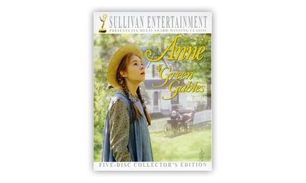 Anne of Green Gables 5-Disc Set