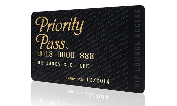 Priority Pass: One-Year Membership to Airport Business Lounges from Priority Pass (Up to 45% Off). Two Options.