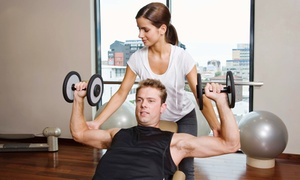Fitness 100: 2, 4, or 6 Personal Training Sessions from Fitness 100 (Up to 82% Off)
