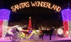 Santa's Wonderland - A Texas Christmas Experience - College Station: Santa's Wonderland with Hayride for Two or Four (Up to 46% Off)
