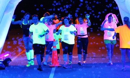 $39 for The Glo Run 5K Entry with VIP Package on Friday, June 20 ($65 Value)