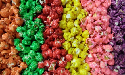 Gourmet Popcorn and Chocolates at The Popcorn Fanatic (Up to 50% Off). Three Options Available.