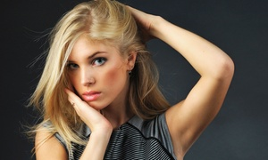 Salon 21: $50 for a Haircut, Conditioning, and Partial Highlights or Single-Process Color at Salon 21 ($90 Value)