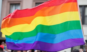 North Texas Pride Foundation: Pride Festival Admission for Two or Four from North Texas Pride Foundation (Up to 52% Off)