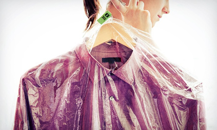 Alteration Dry Cleaning Station - Columbus: $20 for $40 Worth of Dry-Cleaning Services at Alteration Dry Cleaning Station