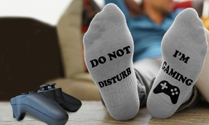 Chaussettes Do Not Disturb