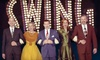 """Five By Design's """"Club Swing"""" - Ames Center: Five By Design's """"Club Swing"""" at the Burnsville Performing Arts Center on October 21 at 2 p.m. (Up to $37.04 Value)"""