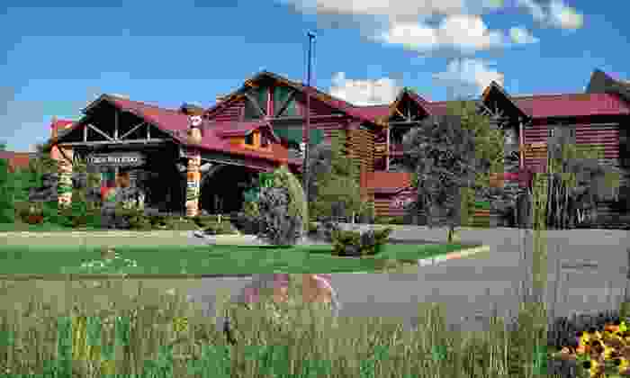 Great Wolf Lodge - Wisconsin Dells: One-Night Stay with Water-Park Passes and Options for MagiQuest Game at Great Wolf Lodge in Wisconsin Dells