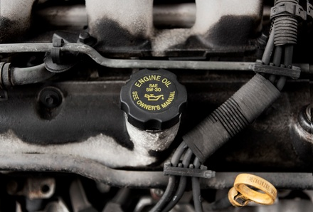 $59 for a Synthetic Oil Change Package with Tire Rotation and Four-Wheel Balance ($130 Value)
