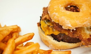 The Burger Bistro: $10 for $20 Worth of Build-Your-Own Burgers at The Burger Bistro