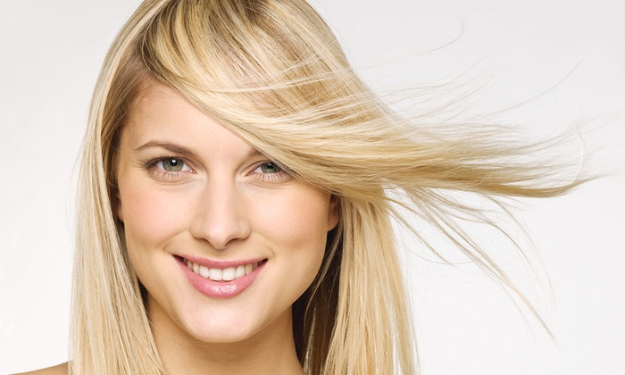 Image Hair Studio - Ellicott City: Haircut and Conditioning with Optional Partial Highlights With or Without Lowlights at Image Hair Studio (Up to 67% Off)