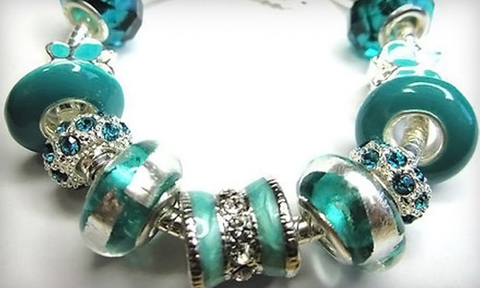 A Pot of Gold Gift Shop - North End: Charm & Bead Party for Six or $15 for $30 Worth of Bracelets, Jewelry, and More at A Pot of Gold Gift Shop in Manchester