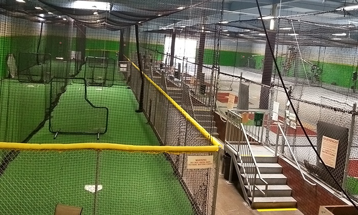 Power Alley OC - Fullerton: 20 or 40 Batting-Cage Tokens or 60-Minute Training-Tunnel Rental at Power Alley OC (Up to 48% Off)