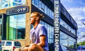 Siscoe Gym: 10 or 20 Fitness Sessions of Your Choice or a Body Fat Test at Siscoe Gym (Up to 81% Off)