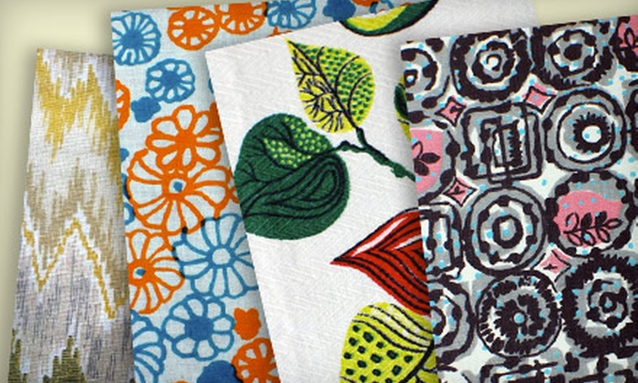 Urban Burp - Richmond: Vintage Fabric at Urban Burp in Point Richmond (Up to 51% Off). Three Options Available.