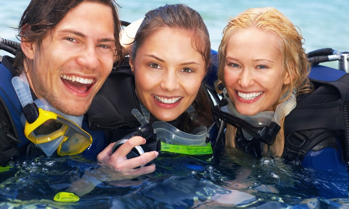Lancaster Scuba Center - Lancaster Scuba Center: Discover Scuba Class for One, Two, or Four from Lancaster Scuba (Up to 59% Off)