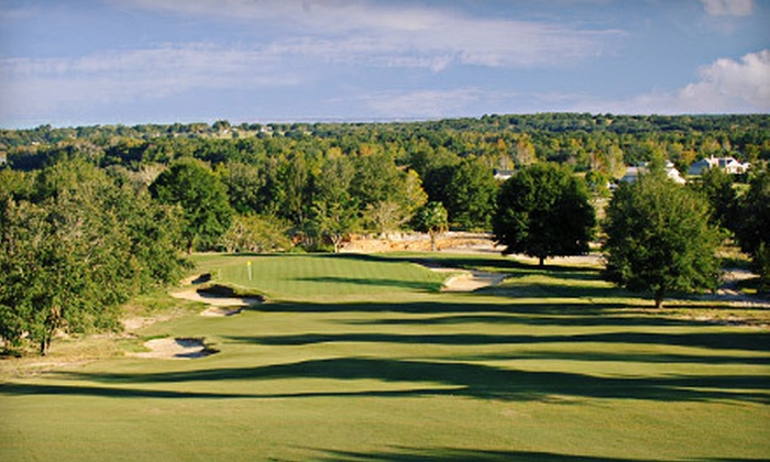 Sugarloaf Mountain - Minneola: 18-Hole Round of Golf with Cart Rental for Two or Four at Sugarloaf Mountain in Minneola (Up to 58% Off)