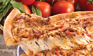 Papa John's Pizza: $19 for Two Groupons, Each Good for One Large, Any-Topping Pizza at Papa John's ($40 Total Value)