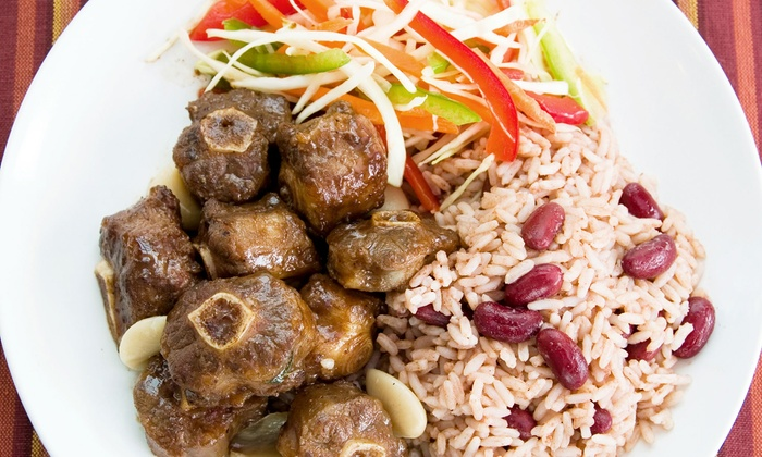 Jamaica House Restaurant - Sierra: Sunday Brunch Buffet for Two or Four at Jamaica House Restaurant (50% Off)