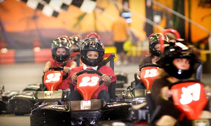 Xtreme Indoor Karting - North Fort Lauderdale: $10 for $20 Worth of Racing, Gaming, and Mini Golf at Xtreme Indoor Karting