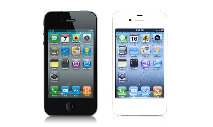 apple 16gb iphone 4s for verizon groupon goods rh groupon com apple iphone 4s user manual pdf AT&T iPhone 4S Manual