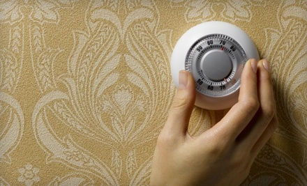 Furnace and Plumbing Services from Hiller Plumbing, Heating & Cooling Company (Up to 54% Off). Two Options Available.