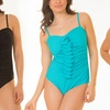 Vee Maillot Women's One-Piece Swimsuits