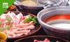 【1,980円/名~】2層鍋など食べ放題+逸品料理4種/他