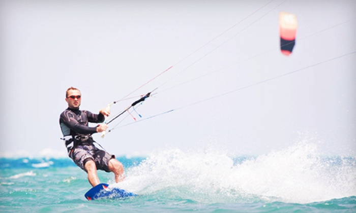 Kite Control - Long Island: $89 for Two-Hour Kiteboarding Lesson with Equipment at Kite Control in Long Beach ($250 Value)