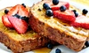 Pelican Fishery & Grill - Heron Park: Sunday Brunch for Two or Four at Pelican Fishery & Grill (Up to 45% Off)