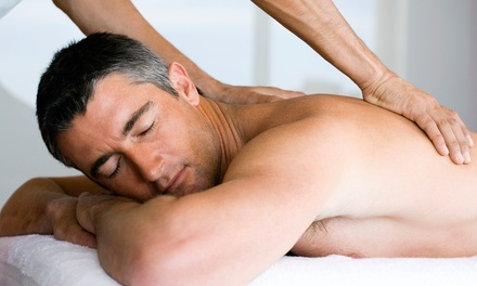 60- or 90-Minute Massage at Touch of Paradise (Up to 64% Off)