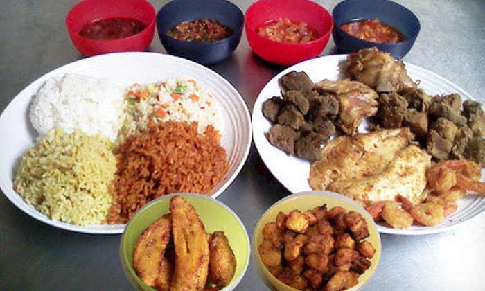 Taste of Africa - Port Washington: $25 for $50 Worth of African Cuisine at Taste of Africa