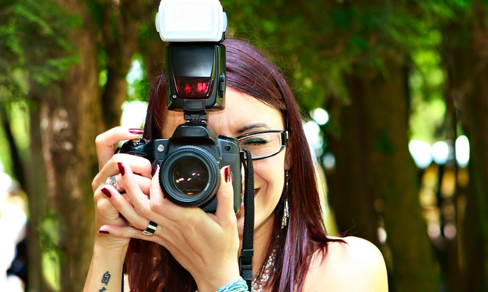 Kristina's Krazy Kandids - Sacramento: One-Hour Photo Shoot with Images on CD and Option for Five Prints from Kristina's Krazy Kandids (Up to 80% Off)